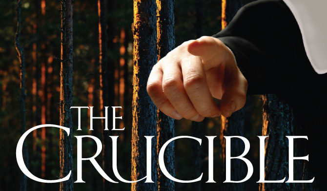 an examination of the crucible by arthur miller Arthur miller's the crucible : background and sources robert a martin  sense,  a study of the play and its sources indicates that miller did his research.